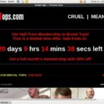 Brutal Tops Discount Username
