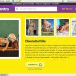 Fancentro.com Website Password