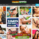Tranny Surprise Official Site