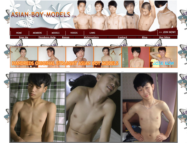 Asian-boy-models.com Porn Accounts