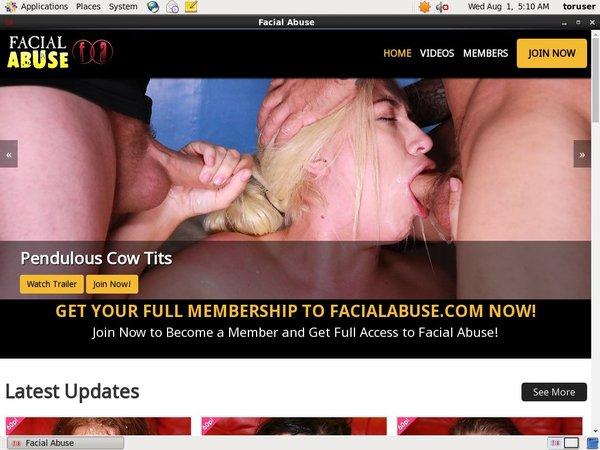 Get Free Facialabuse.com Logins