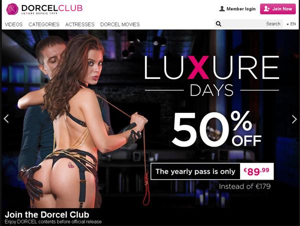 Dorcel Club Free Galleries