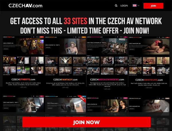 Czech AV Discount Urls