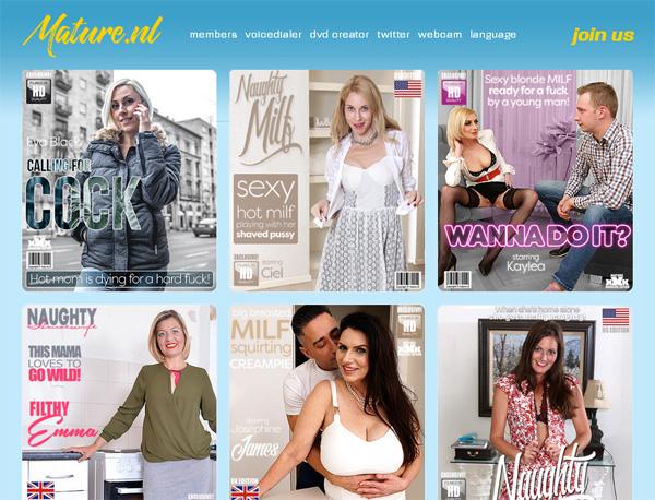 Mature.nl Subscription Deal